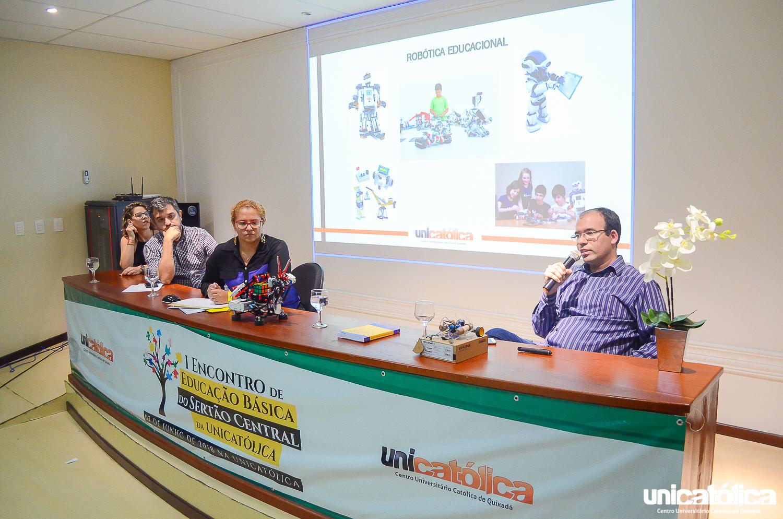 UNICATÓLICA realiza I Encontro de Educação Básica do Sertão Central