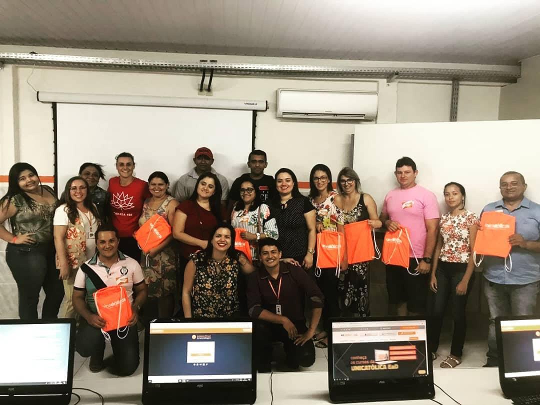 UNICATÓLICA inicia primeiro curso de Graduação a Distância