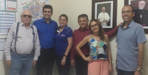 UNICATÓLICA firma parceria para formação de polo EaD em Boa Viagem